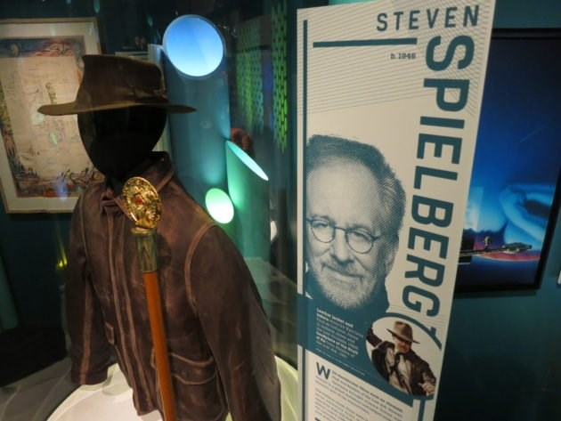 Steven Spielberg Indiana Jones MoPOP Science Fiction and Fantasy Hall of Fame